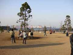 城南島海浜公園 つばさドッグラン