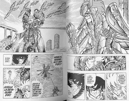 Saint Seiya Tomo 28 Página 31