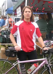 Orlando, FL RED Rider Jersey Front