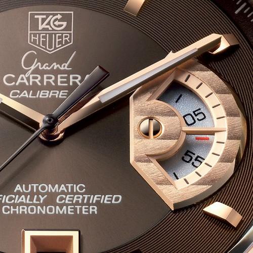 Tag Heuer Grand Carrera Caliber 17 L.E.Chronograph