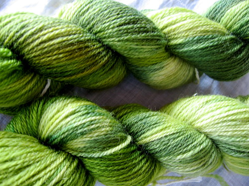 'Rainforest' colourway