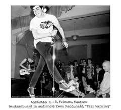 Asexuals (DawnOne) Tags: copyright music toronto dawn punk photos montreal bands linda 80s 70s hammond kastner asexuals
