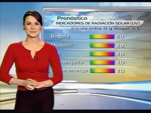 Silvia Corzo - Noticias Caracol 20081120-clima-26