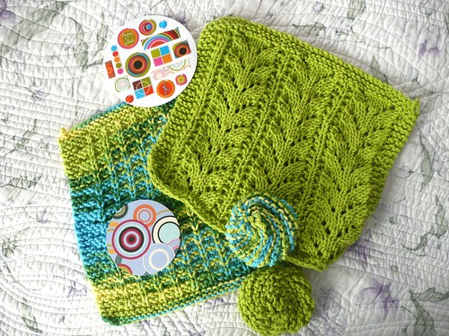 Dishcloth Swap