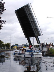 Lifting Bridge two, Belgium 2007