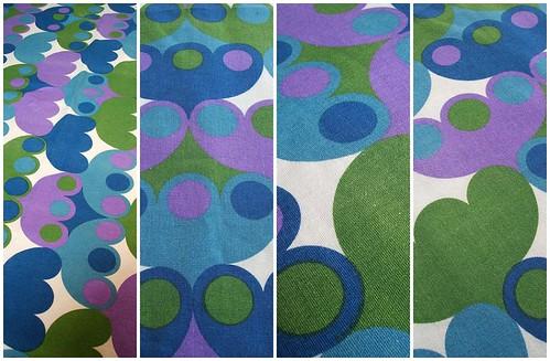Moygashel vintage fabric
