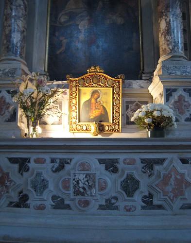San Moise icon