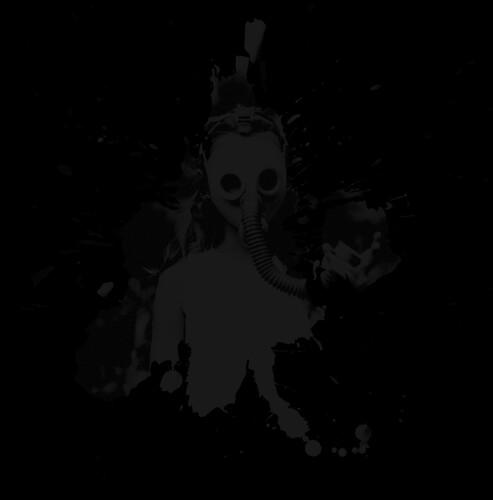 Gasmask - Black On Black