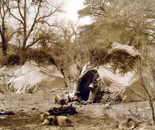 Native American Camp
