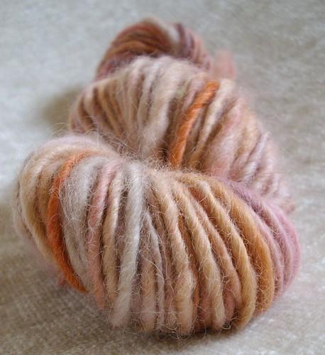 Elizabeth - Handspun yarn