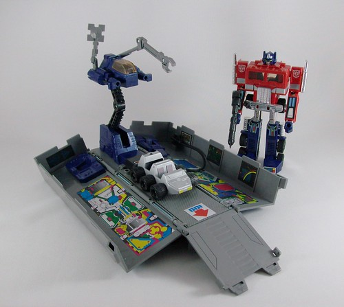 Generation One Optimus Prime ReIssue