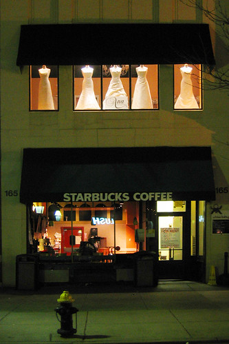 starbucks on newbury