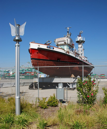 Fireboat No. 2, the Ralph J. Scott