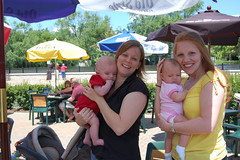 Moms, Jack and Olivia
