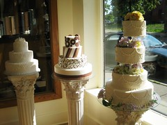 Wedding cakes by Premier Pastry