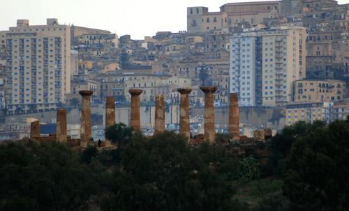 contrasti ad Ἀκράγας