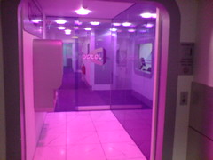 Yotel main entrance
