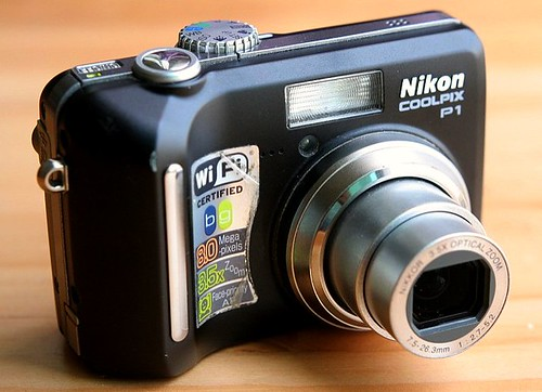 Nikon Coolpix P 1