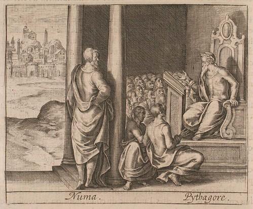 16-Numa y Pitagoras
