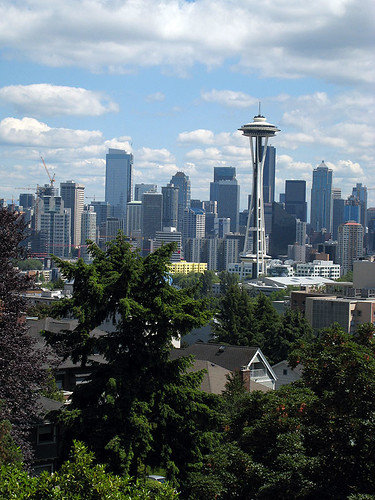 Kerry Park Vista