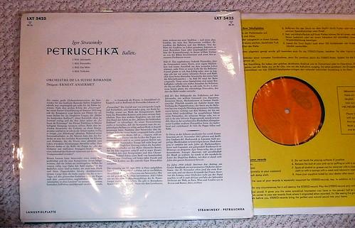 Decca LP0028 Decca LXT 5425 HK$250