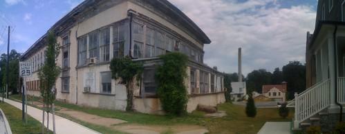 National Park Seminary - Gymnasium