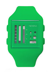 Cool Blog Sociale - 3 July 2008 - Nooka glow-in-the-dark wrist watch for Kanye West E (SOCIALisBETTER) Tags: design watch timepiece glowinthedark wrist nooka kanyewest