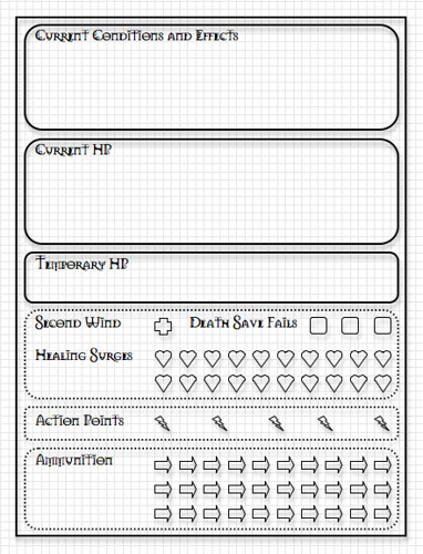 D&D Encounter Tracker @ Flickr
