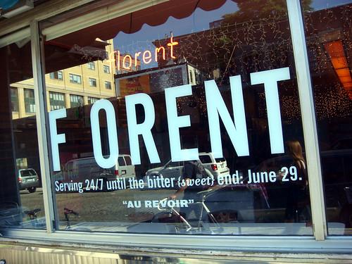 florent restaurant