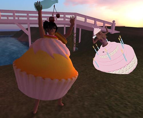 Pastry dance