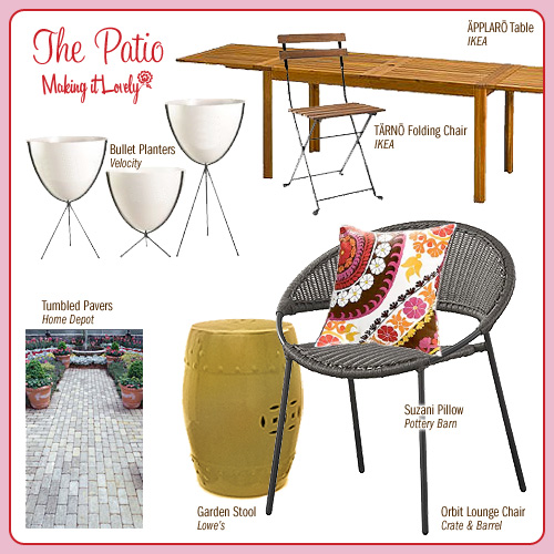 The Patio Furniture