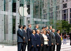 G8 heads wait for iPhone 3G