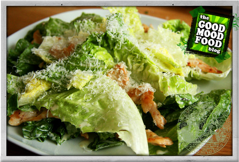 :: Handy Quick Caesar Dressing!