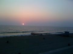 Sunset@ Hermosa Beach (riptyd64) Tags: sunset beach hermosabeach iphone