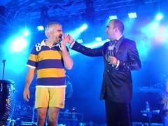 eelst live - Mangoni (amico uligano) & Elio