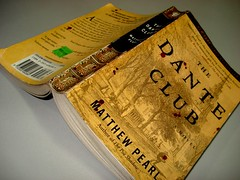 27 Jul 08 The Dante Club by Matthew Pearl (black_coffee_blue_jeans) Tags: fiction boston mystery club reading book reader matthew dante review literary books bookshelf hobby read shelf cover murder novel covers pearl bookcover hobbies bookshelves shelves murdermystery bookcovers reviews novels bookreview whodunnit bookreviews thedanteclub matthewpearl