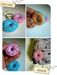 Mini Donuts Amigurumi : The Worlds Best Photos of amigurumi and donuts - Flickr ...