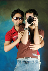 Men Behind the Camera II (Imran Khan - Always Pakistan First) Tags: camera pakistan male boys colors beauty fashion studio glasses interesting flickr nikond70 modeling culture explore cousin kuwait westren sialkot naveed imrankhan jugnoo aplusphoto creativezee neikapura zeeirman420