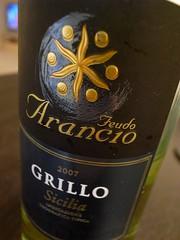 2007 Feudo Arancio Grillo