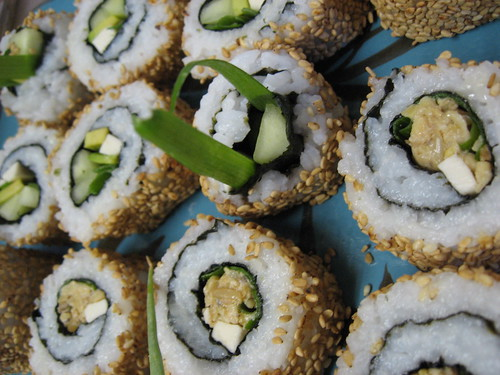 Homemade Sushi 002