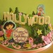 Hollywood Baby Cake