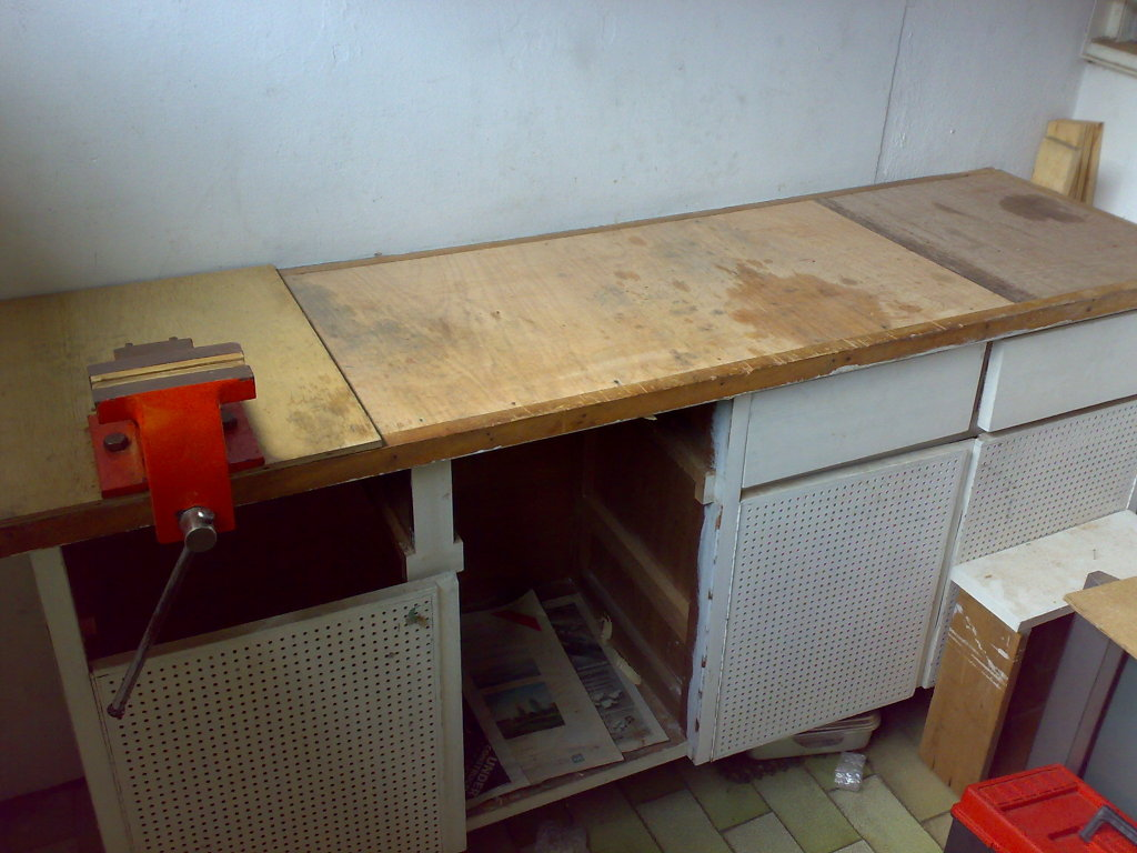 2008 workbench