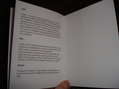 Inside events book