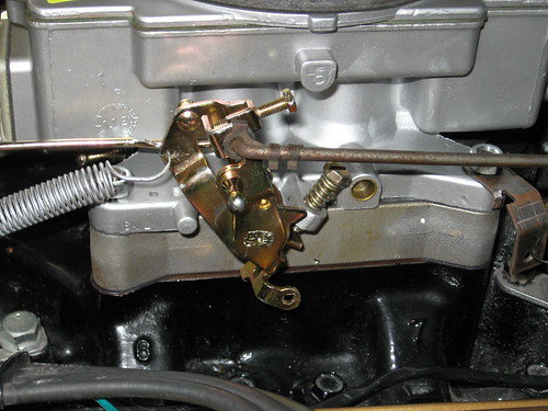 Motorcraft 2100 Carburetor Identification