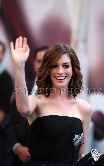 Anne Hathaway by P.Lapid