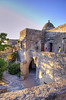 Ischia - Castello Aragonese (enrico.devita) Tags: castle tramonto cupola napoli naples ischia castello luce archi castelloaragonese aragonese aragonesi