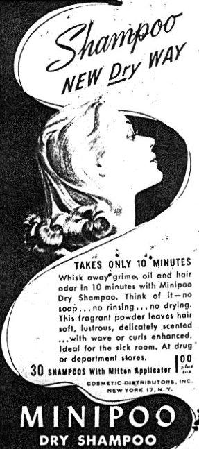 LHJ Mar 1945 Minipoo shampoo