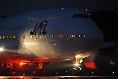 JAL  B747-400