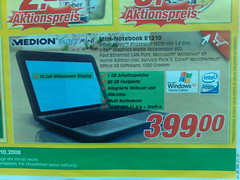 Medion akoya Netbook