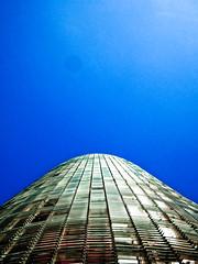 Torre Agbar (mriva) Tags: barcelona torre agbar